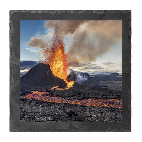Island - Der neue Vulkan