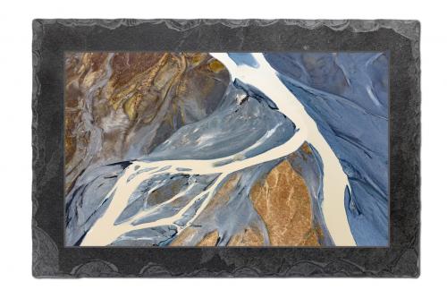 Island - Gletscherfluss